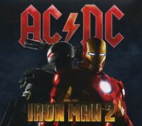 """AC/DC """"IRON MAN 2"""" CD MIT HIGHWAY TO HELL UVM BEST OF 15 TRACKS+++++ NEW!"""