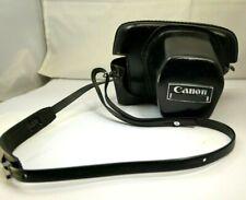 Canon Pellix Funda para Cámara con Correa Vintage