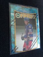 ERROR Michael Grosek 1994-95 Topps Finest RC #64 Winnipeg Jets Buffalo Sabres