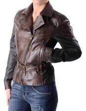 £795 MATCHLESS LONDON Birmingham Blouson Jacket Lady Womens Size 42 BNWT Italy