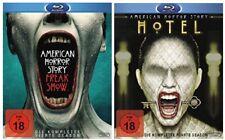 American Horror Story Staffel 4+5 Blu-ray Set NEU OVP