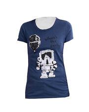Junk Food Clothing Women's Star Wars Death Star Tee T-shirt Medium New