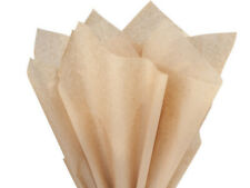 """Kraft Tissue Paper, 15x20"""" 50 or 100 sheets"""