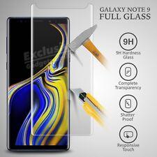 9 para Samsung Galaxy Note 100% de vidrio templado genuino LCD Film Protector de pantalla