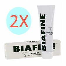2x BIAFINE Emulsion Cutanea 2x 100g/3.53oz Tube Biafin 2020 NEW/SEALED FAST SHIP