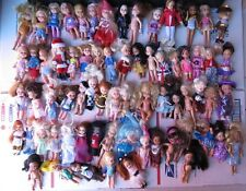 Kelly & Friends Barbie Dolls Large Lot 71 Dolls