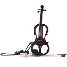 Soundsation E-master Violino elettrico 4/4 con Astuccio e Accessori