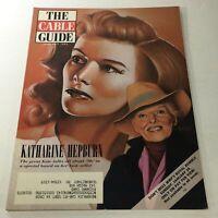 VTG The Cable Guide Magazine: January 1993 - Katharine Hepburn Cover