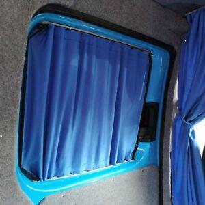 for VW Caddy Premium 1 x Side Sliding Door Window Curtains Van-X
