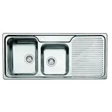 Blanco Double Bowl Stainless Sink Brank New MCLZLK5