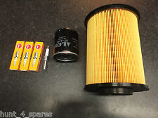 FORD FOCUS MK3 1.6 SERVICE KIT OIL & AIR FILTERS NGK SPARK PLUGS