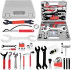 44Pcs Repair Tool Set For Home Mechanic Mountain/Road Bicycle Repairs Bike Kits