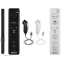Wii Remote Motion Plus Controller for  Nintendo Wii &Wii U Video Game Gamepads