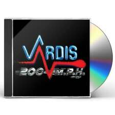 VARDIS 200mph CD Rock/Metal NWOBHM 200MPHD - NEW & SEALED - FREE Global Shipping