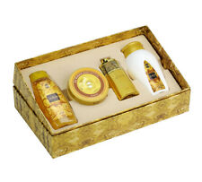 Aurum Gift Set 75ml Spray, Shower Gel, Body Butter & Powder Xmas Gift  by Ajmal