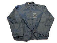 Vintage 70s Atlanta College Of Medical & Dental Assistants Windbreaker Jacket L
