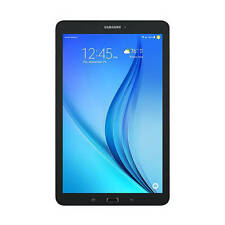 Samsung Galaxy Tab E 16GB, Wi-Fi + 4G (Verizon), 9.6in - Black