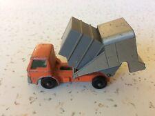 Matchbox Lesney Refuse Truck