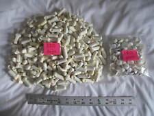 (325) Uss Milli Tags & 180 Pins - Security Anti-Theft Retail Eas Off-White (E)