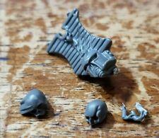 Warhammer 40k Space Marine Wolves Bits:Thunderwolf Cavalry Base Terrain