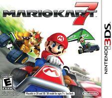 Mario Kart 7 (Nintendo 3DS) BRAND NEW / Factory Sealed /