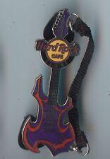 Hard Rock Cafe Seoul Strap Guitar Pin 2008 LE 300