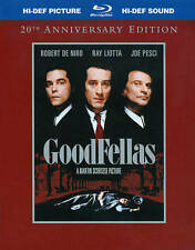 Goodfellas - 20Th Anniversary Digibook (Blu-Ray) 2 Disc set