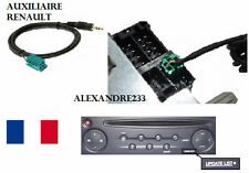 Cable adaptateur iphone ipod samsung autoradio RENAULT UDAPTE LIST 6 pin