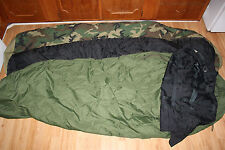 Tennier Inds. Modular Sleep System 4 Piece Complete Sleeping Bag rated Minus -30