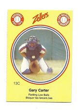 VERY RARE 1982 MONTREAL EXPOS GARY CARTER # 13C  PRO TIPS CARD