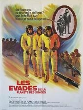 ESCAPE FROM THE PLANET OF THE APES 1971 French 24x33