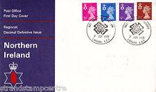 1971 finales-Set de quatre-tous avec le musée national rares postaux h / s