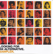 Various Artists - Looking  For An Alternative - FMR Sampler - Promo Only.