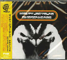 MIGHTY JOE YOUNG-CHICKEN HEADS-JAPAN CD F04