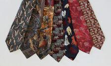 Lot of 26 Animal Neckties