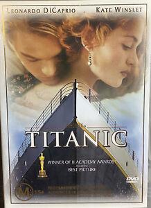Titanic (DVD, 2004) Region 4 Aus Release