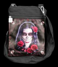 Bandolera pequeña DAY OF THE DEAD - SUGAR SKULL - JAMES Ryman Bolso de bandolera