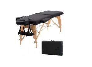 "Economic Portable Massage Table  2"" padded"