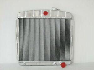 1955 1956 1957 Chevrolet Passenger Nomad Belair Car Aluminum Radiator V8 Mount