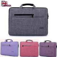 Stylish PC Bag 15.6'' Laptop Bag Carry Case Notebook For HP Lenvoe Dell Acer UK