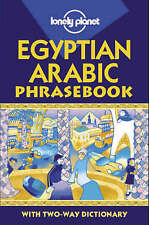 """VERY GOOD"" Egyptian Arabic (Lonely Planet Phrasebook), Wayne, Scott, Book"
