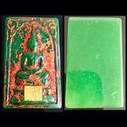 Phra Somdej Jade Old Rare LP Toh Wat Rakang Thai Amulet Beautiful Bring luck #35
