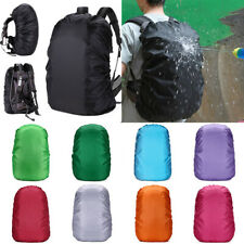 20-45L Waterproof Backpack Rain Cover Portable Ultralight Protect #