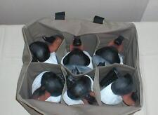6 Pocket Custom Decoy Bag Super Magnum, Oversize, Brant, Mesh Panel for Floaters