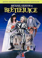Beetlejuice (20th Anniversary, Deluxe Edition) DVD NEW