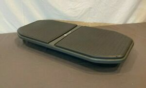 GAIAM Evolve Balance Board for Standing Desk Gray GREAT Satisfaction Guaranteed