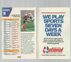 1990 NFL GUIDE BY BUDWEISER