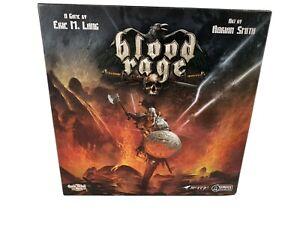 Blood Rage board Game Box incomplete