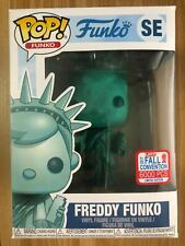 Statue of Liberty Toy - SE PVC Figure Freddy Funko With Box & Pop Protector