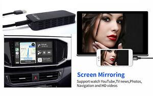 MMB PLUS  Wireless CarPlay Dongle Android Auto per autoradio con unità FABBRICA